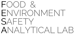 Food and Environment Safety Analytical Laboratory Logo